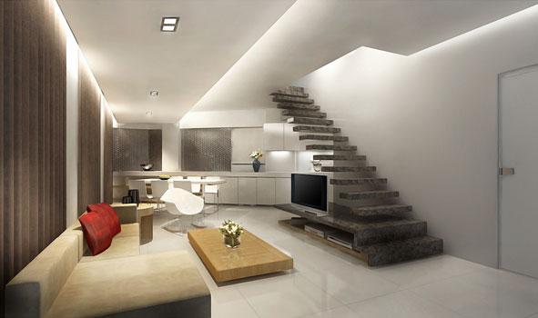 Iluminaci n y control expertos en ahorro de energ a en casas - Iluminacion led para el hogar ...